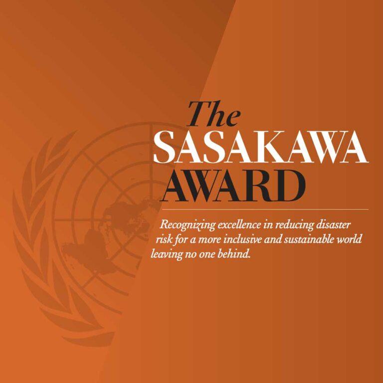 Sasakawa award