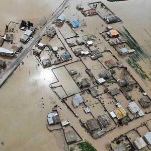 Iran flood 2019
