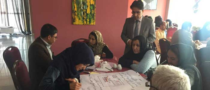 Read more about the article ALLOHA – School Disaster Risk Management with Focus on IDPs Training